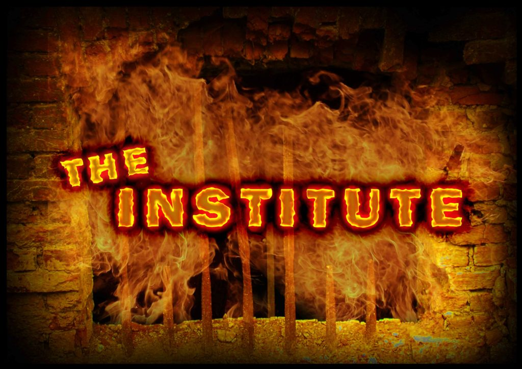 The insitute maze - a break out from the past